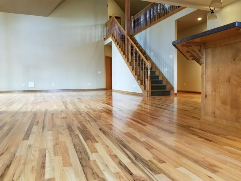 Affordable Hardwood Floors Installation